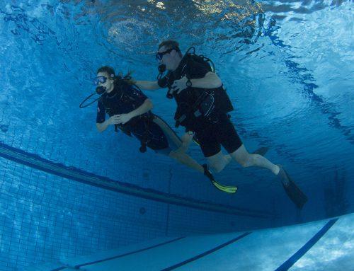 Leren duiken? Dat doe je bij Gejo!