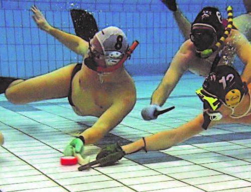 Clinic Onderwaterhockey